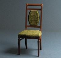 3d model chair sonata