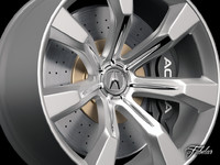 Acura Advanced sport concept rim