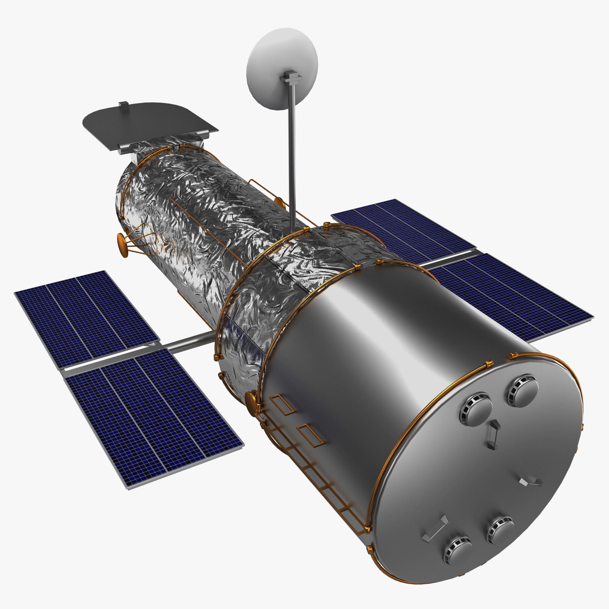 pennwalt model hubble space telescope - photo #41