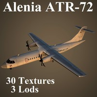 maya alenia atr-72 airlines