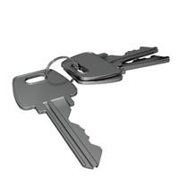 keys interior 3d x
