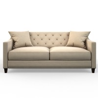 raymour flanigan sofa 3ds