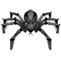 robot spider c4d