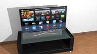 samsung smart tv obj