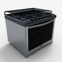 Whirlpool Stove WE6250S