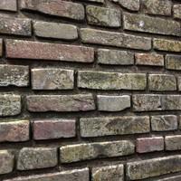 brick wall 12 3d model