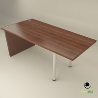 3ds profile office table