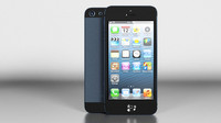 apple iphone 5 slate dxf