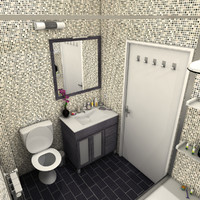 maya bathroom toilet