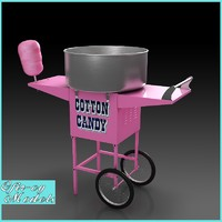 cotton candy machine max