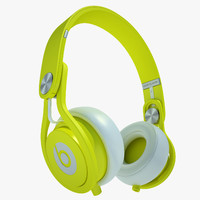 Headphones Monster Beats Mixr 05