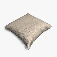 c4d simple cushion