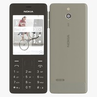 3ds max nokia 515 black