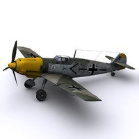 Bf-109 E4 JG26 - Adolf Galland