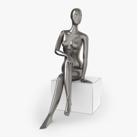 maya slim female mannequins