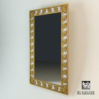 chelini mirror 514gg obj
