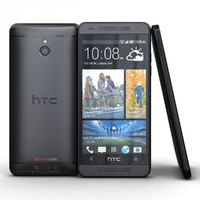 htc mini stealth black 3d model