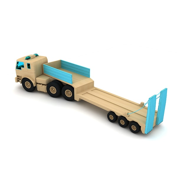Wooden Toy Cars And Trucks : Max wooden toy cars trucks