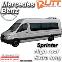 Mercedes-Benz Sprinter Extra Long