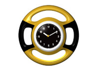 wall clock max