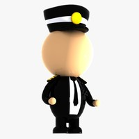 maya pilot character
