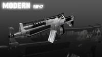 3d ak47 modernized