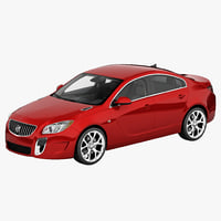 3ds buick regal 2014
