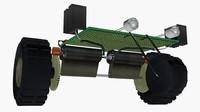 3d model robot s