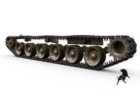 3d track k-9 thunder