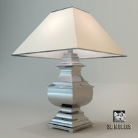 3d eichholtz hamilton lamp model