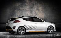 Hyundai Veloster Turbo std mat