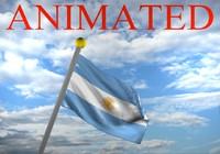 flag argentina max