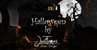 3d halloween justtomas