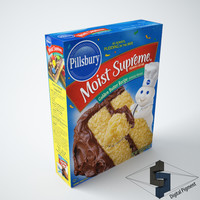 pillsbury moist supreme golden 3d 3ds