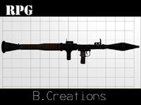 3d rpg model
