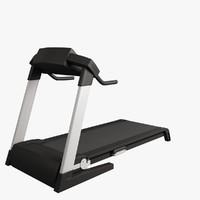 fitness mat 003 3d model