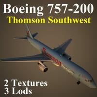 boeing 757-200 tom max
