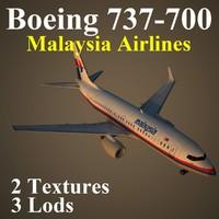 boeing 737-700 mas max