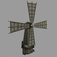 mill grinder 3ds