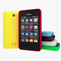 Nokia Asha 501 All Available Colors
