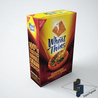 Wheat Thins Sundried Tomato and Basil Snacks