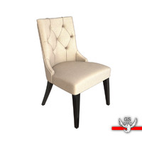 Baker dining chair