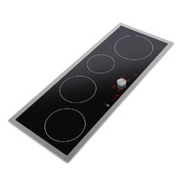 induction hob 3d max