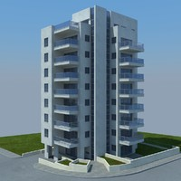 3ds max buildings 6