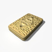 3ds max biscuit