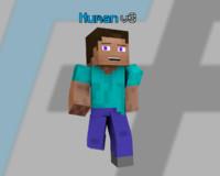 minecraft human rig v3 c4d free