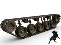max m-41 walker bulldog track