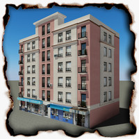 3d building 76