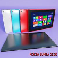 max realistic nokia lumia 2520