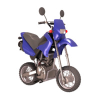 Minimotocross Toon Bike